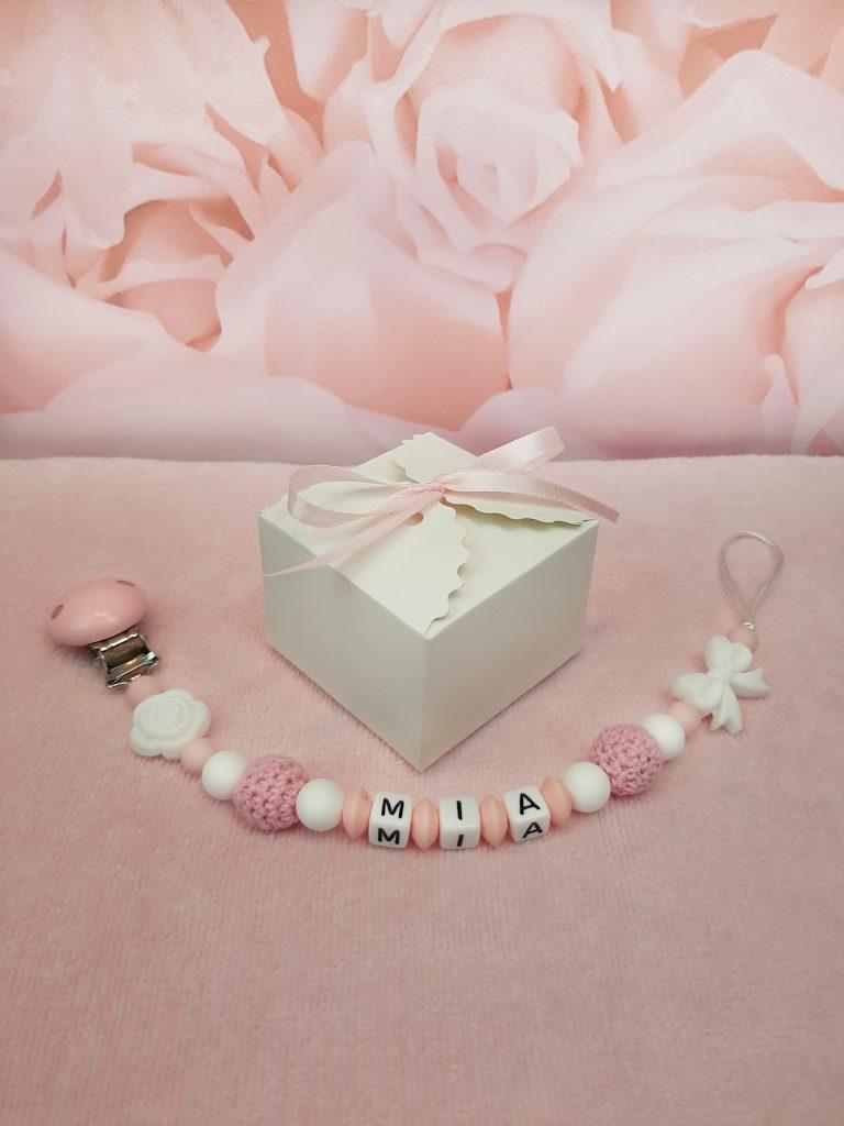 roosa lutikett