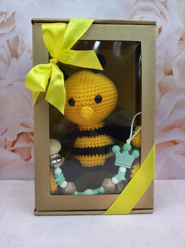 Amigurumi mesilane ja lutikett5